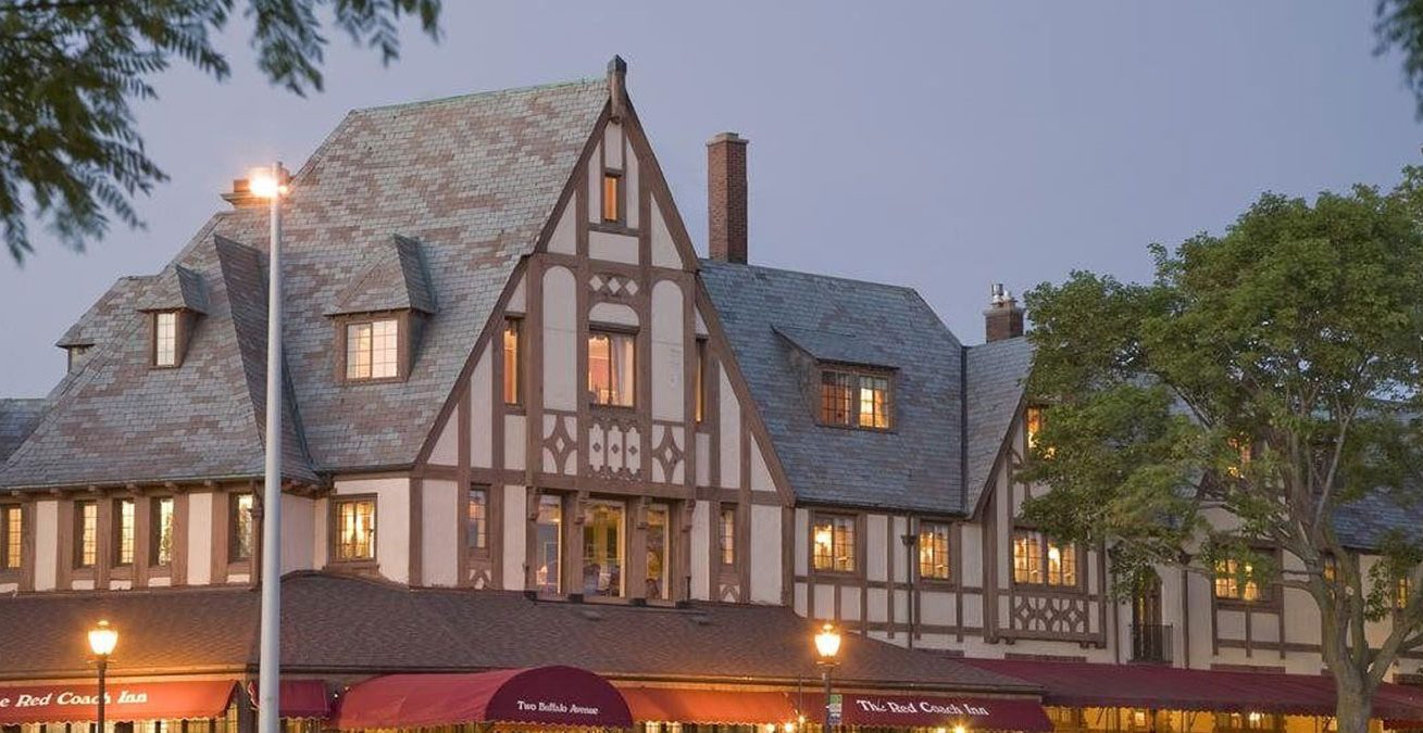 Red Coach Inn Historic Bed Breakfast Hotel In Niagara